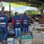 Rifiuti: discarica abusiva di 250 mq sequestrata a Reggio Calabria