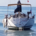 Migranti: in 57 in barca a vela nel Crotonese, tutti uomini
