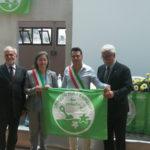 Consegnata la bandiera verde al comune di Crosia