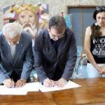 Turismo: firmato un protocollo d'intesa tra Cosenza e Dipignano
