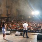 """Lamezia: trionfale prima serata del """"Calabria fest-tutta italiana"""""""