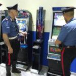 Controlli in sale giochi e scommesse a Cosenza, denunce e sanzioni