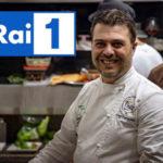Lo chef Emanuele Mancuso tra i protagonisti di Tuttochiaro RaiUno