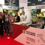 Gastronomia: la Calabria al Summer Fancy Food Show di New York