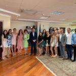 Regione: delegazione studenti universitari Usa ricevuta da Irto