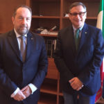 Infanzia: Marziale incotra prefetto e questore Reggio Calabria