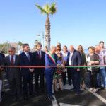 Inaugurato a Monasterace waterfront lungomare, presente Oliverio