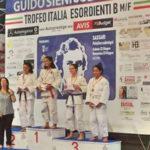 Lamezia: Medaglia d'oro per la giovane judoka Chiara Castiello