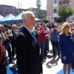 Commissario Calabresi: Gabrielli inaugura piazza a Crotone