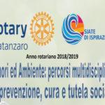 Catanzaro: convegno del Rotary Club su tumori ed ambiente