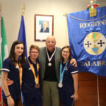 """Lamezia: campioni mondiali """"Special Olympics"""" ricevuti da Oliverio"""