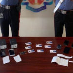 Droga: latitante arrestato dai Carabinieri nel Reggino