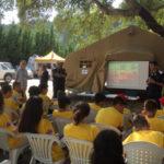 Catanzaro: campi di volontariato di Protezione Civile