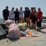 Ambiente: iniziativa Circolo Nautico Lametino in località Giovino