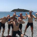 """Nuoto: l'Arvalia Lamezia al """"2° Trofeo Isola di Cirella"""""""