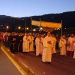 Lamezia: celebrato lontano dalla Cattedrale il Corpus Domini