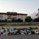 Lamezia: nuova discarica a cielo aperto campo sportivo Capizzaglie