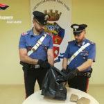 Controlli territorio Gioia Tauro rinvenuto 1kg di marijuana