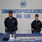 Droga: cocaina e canapa indiana nell'auto, un arresto a Gioia Tauro