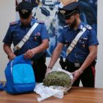 Droga: deteneva oltre 1,5 di marijuana, arrestato dai Carabinieri