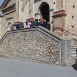 Chiesa vietata ai disabili, flash mob nel Catanzarese