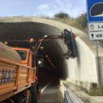 Anas: lavori di pulizia gallerie e manutenzione verde nel Reggino