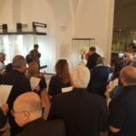 Inaugurazione Mostra Anniversario Congresso Eucaristico Nazionale