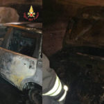 Incendi: a fuoco nella notte una Volkswagen Polo nel Catanzarese