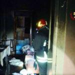 Palazzo in fiamme nel Vibonese, ingenti i danni ma nessun ferito