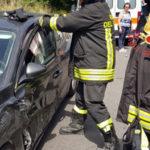 Incidenti stradali: due feriti sulla 106 nel Catanzarese