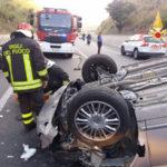 Incidenti stradali: tre feriti sulla statale 106 nel Catanzarese