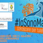 #IoSonoMare evento del Ministero dell'Ambiente a Catanzaro