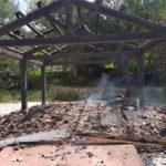 Rifiuti: nel Cosentino, bruciata isola ecologica di Lorica