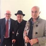 Mons. Nunnari, gli 80 anni del vescovo giornalista