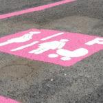 Trebisacce: amministrazione comune istituisce dieci parcheggi rosa