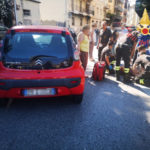 Catanzaro: pedone investito da auto soccorso dai Vigilfuoco