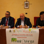 Premio Verga 2019, Oliverio, la Calabria non e' solo 'ndrangheta