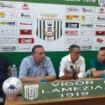 Calcio: mister Rosario Salerno nuovo allenatore della Vigor Lamezia