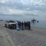 Ambiente: Arpacal e Guardia Costiera a Saline Joniche per un controllo