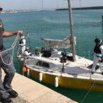 Migranti: in venti raggiungono Crotone con barca a vela