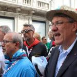 """Sud: Cgil-Cisl-Uil in piazza, """"Ripartiamo"""""""