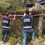 Abusivismo: manufatto sequestrato da Guardia costiera nel Vibonese