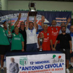 """Grande successo a Lamezia per il 12° memorial """"Antonio Cevola"""""""