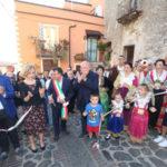 Minoranze: Oliverio all'Expo Arbëreshë di San Cosmo Albanese