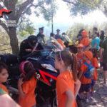 Giornata legalità: Carabinieri Cosenza incontrano bambini Grest Donnici