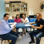 Sanità: Siclari(Fi), in visita all'Hospice, lunedì promuove sit tin