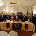 Vincenzo Romeo nuovo presidente Lions Club Città Mediterraneo