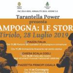 Spettacoli: Tarantella Power, il 28 luglio a Tiriolo