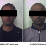 'Ndrangheta: due arresti per duplice omicidio nel Catanzarese
