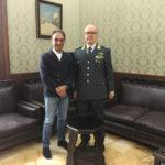 Catanzaro: Abramo, riceve nuovo comandate provinciale Gdf